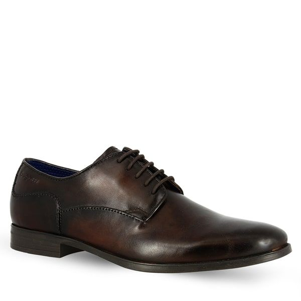 Man's Leather Occasional Shoes Bugatti Shoes 311-44601