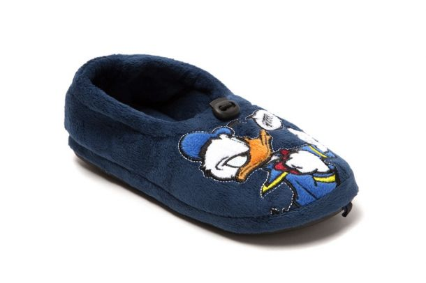 Teens Closed-back Home Slippers Donald Duck