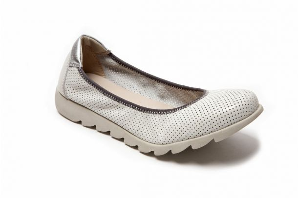 Women's Ballet Flat Theflexx On The Track