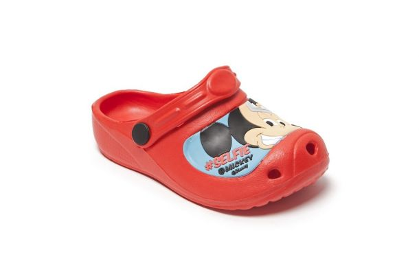 Boy's Clog Disney