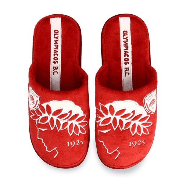 Boy's Home Slippers Olympiacos Bc