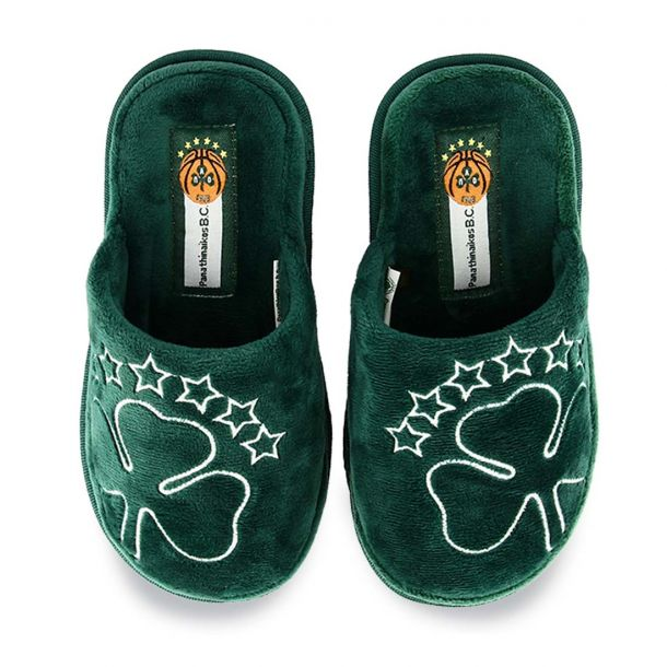 Kid's Slippers PANATHINAIKOS