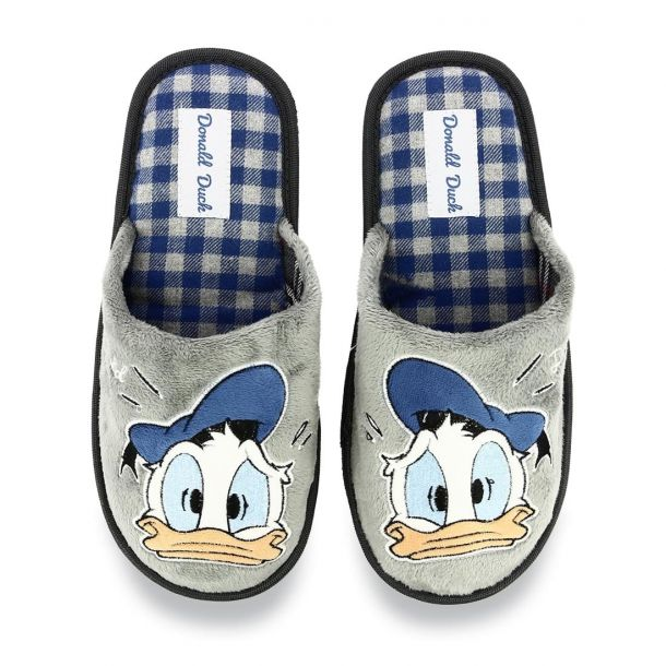 Teens House Slippers with Donald Duck Disney