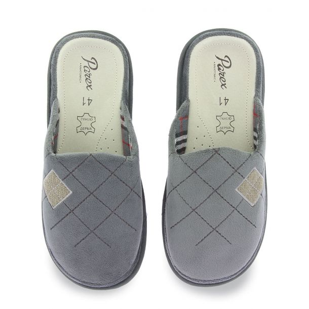 Men's Quilted Slippers Parex