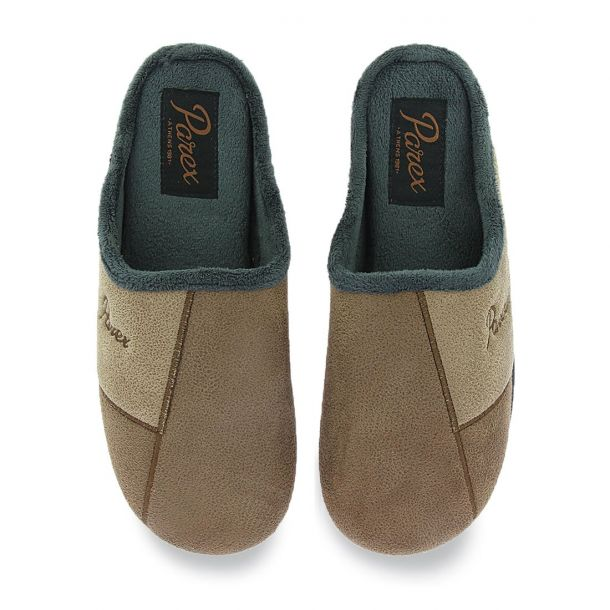 Men's Slippers With Memory Foam Parex