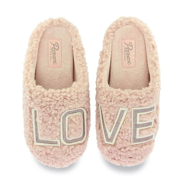 Women's Slippers Love Parex