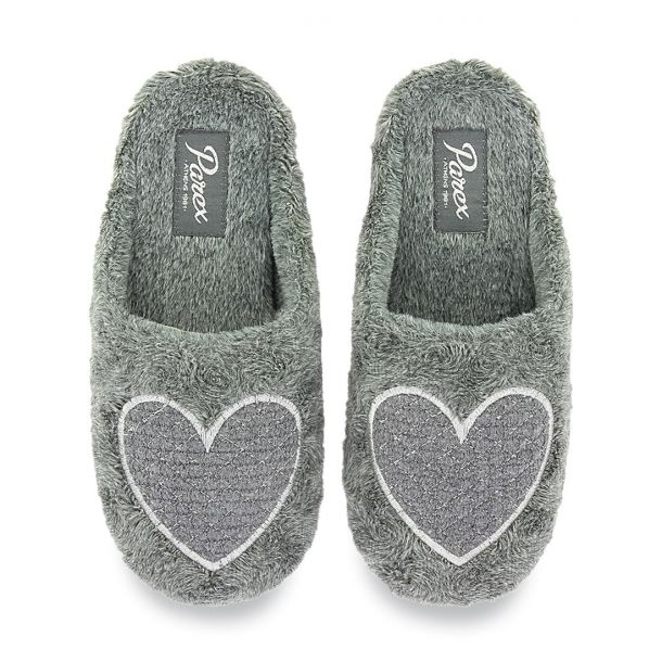 Women's Slippers With Heart Parex