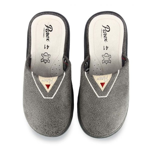 Men's House Slippers Stitched Parex 10120021