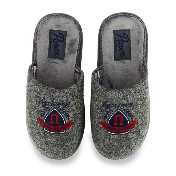Men's House Slippers Stitched Parex 10120025