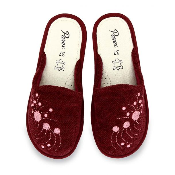 Women's House Slippers Stitched Parex 10120061