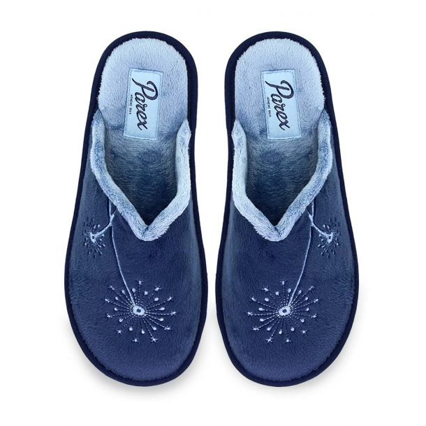 Women's House Slippers Stitched Parex 10120064