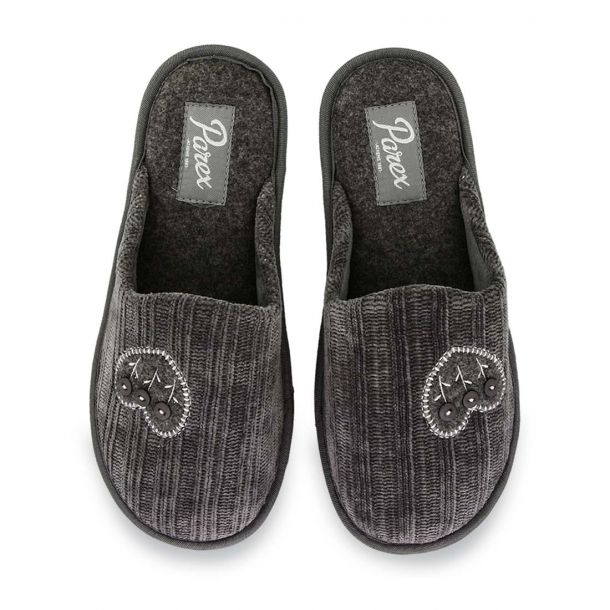 Women's House Slippers Stitched Parex 10120066