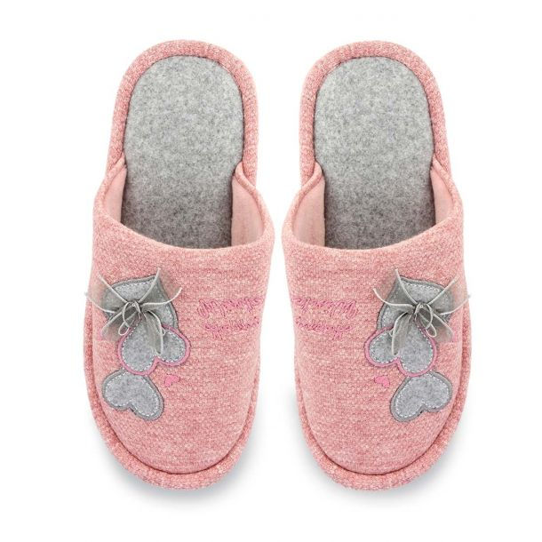 Women's House Slippers Stitched Parex 10120069