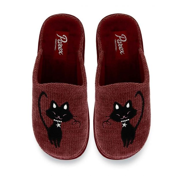 Women's House Slippers Stitched Parex 10120074