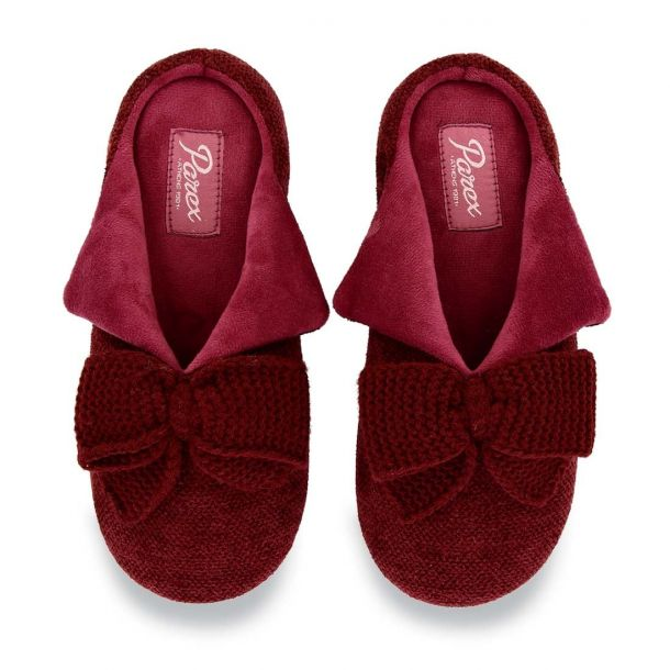 Women's House Slippers Bowed Parex 10120130