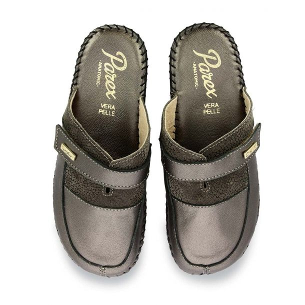 Women's Leather House Slippers Parex 10120153