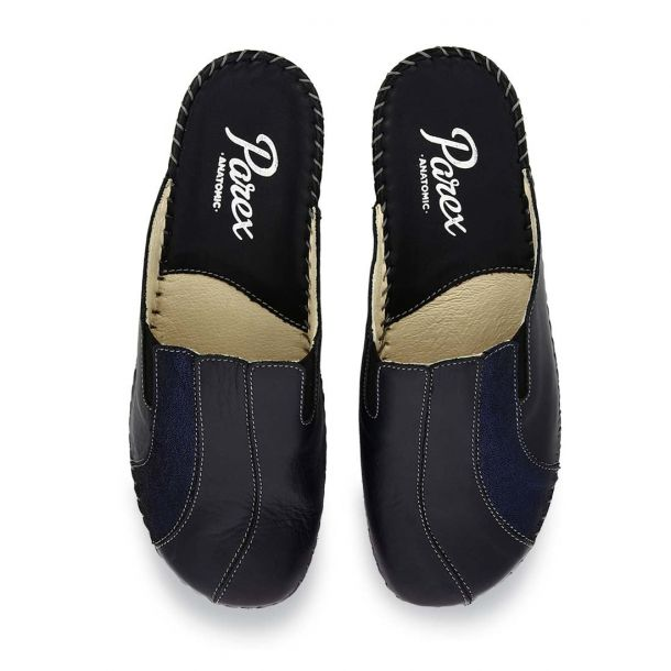 Women's Leather House Slippers Parex 10120178