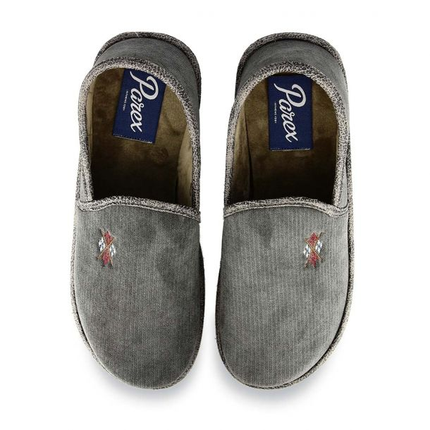Men's House Slippers Closed Back Parex 10120188