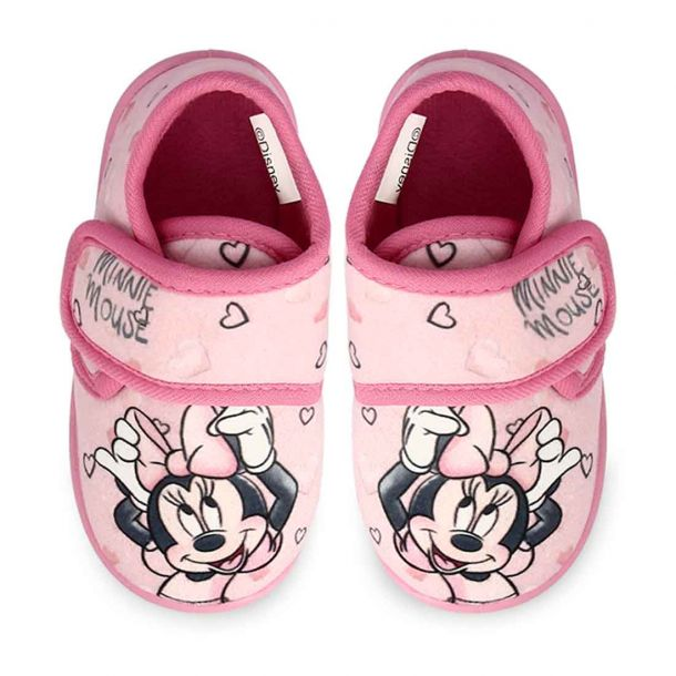 Girl's House Slippers Minnie Disney 10122147