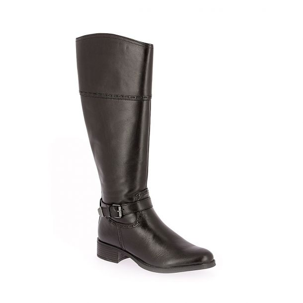 Women's Leather Boots BUSSOLA