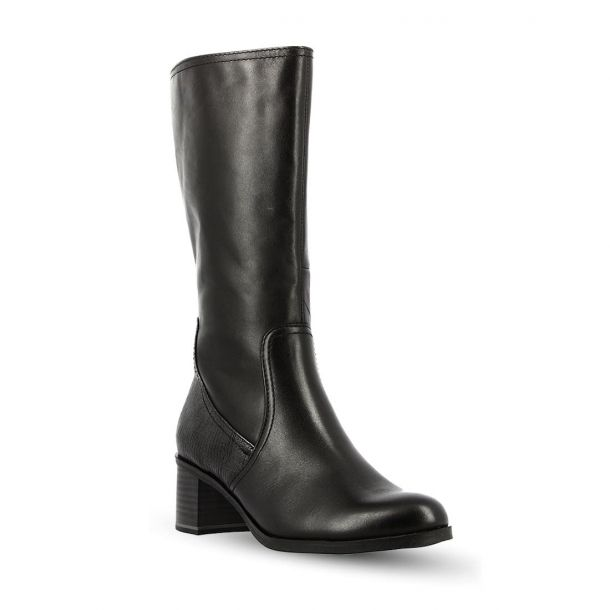 Women's Leather Boots MARCO TOZZI 2-2-25035-21