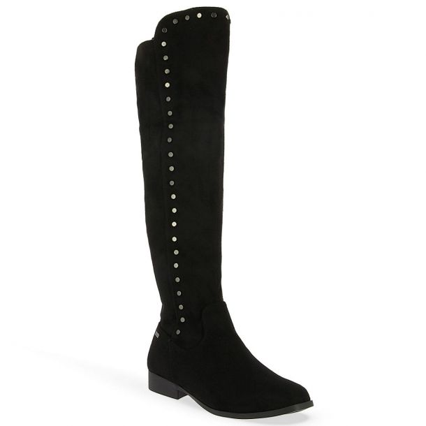 Women's Studded Over the Knee Boots mtng 57441