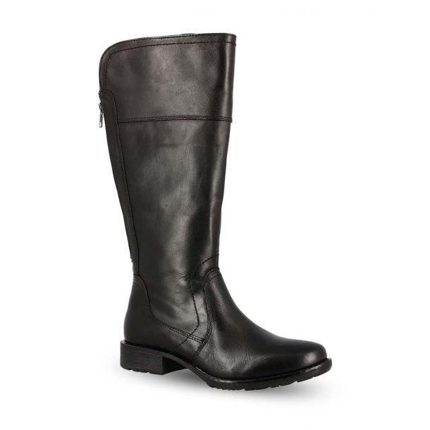 Women's Leather Riding Boots  Jana 8-8-25602-21