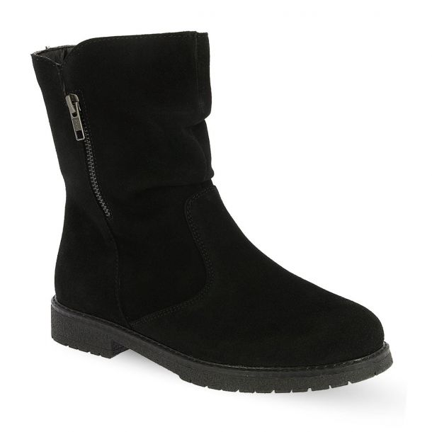 Women's Suede Slouchy Boots Ragazza 0127