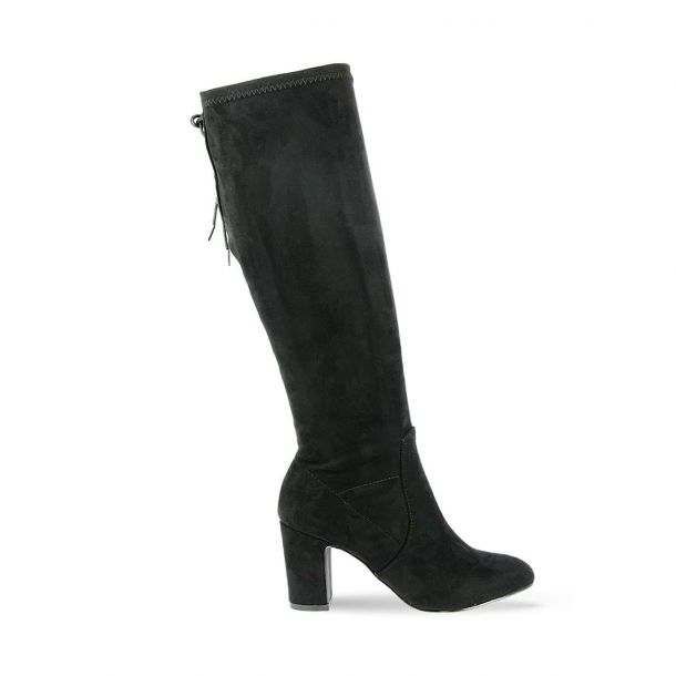 Women's Over The Knee Heeled Boots XTI 30954