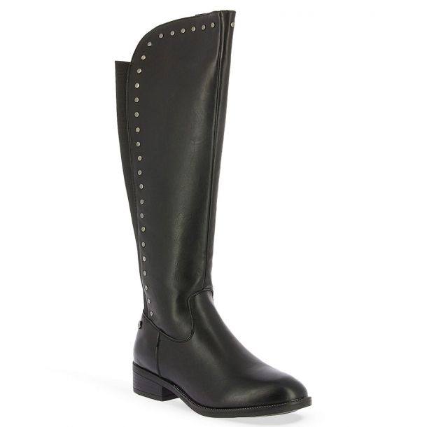 Women's Flat Studded Over the Knee Boots  Xti 48428