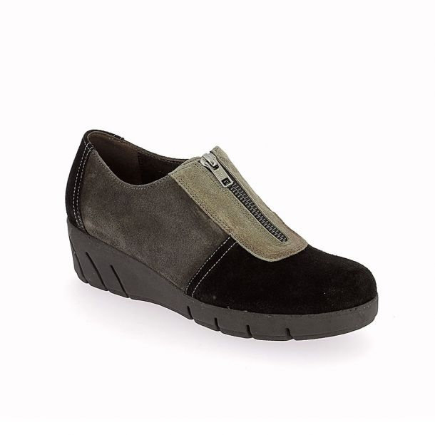 Women's Leather Ankle Boots D CHICAS