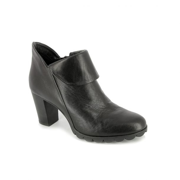 Women's Leather Ankle Boots THEFLEXX Dipartment