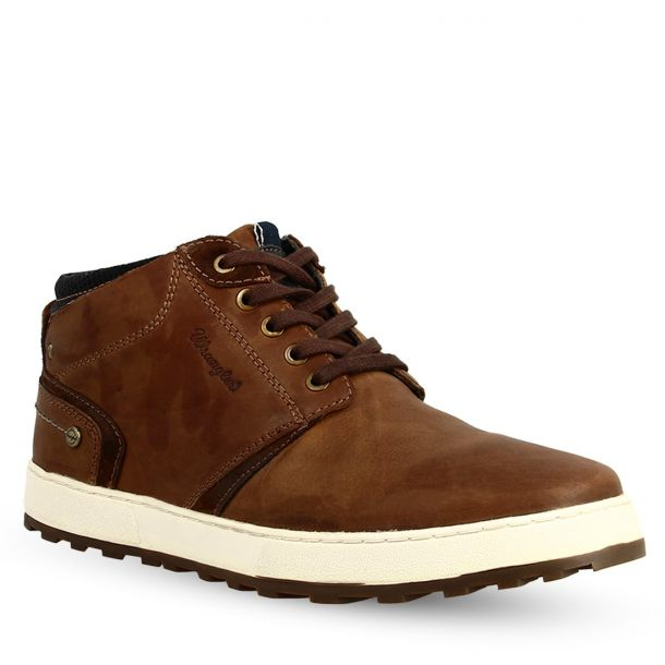 Men's Leather Ankle Boots WRANGLER