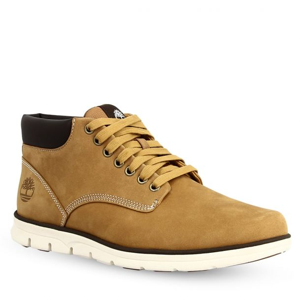 Men's Leather Ankle Boots TIMBERLAND