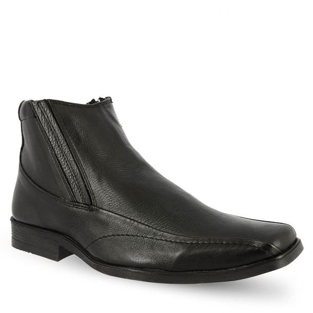Men's Leather Boots Parex