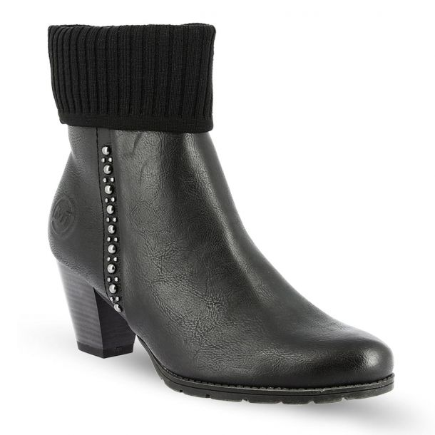 Women's Sock Ankle Boots MARCO TOZZI 2-2-25331-21
