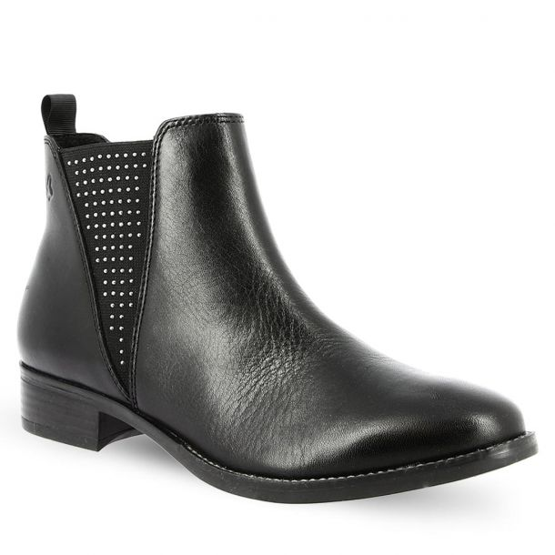 Women's Leather Ankle Boots CAPRICE 9-9-25316-21