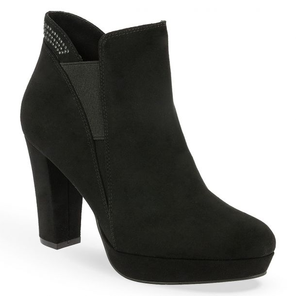Women's Embellished Ankle Boots Tamaris 1-1-25323-21