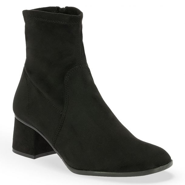 Women's Suede Ankle Boots Tamaris 1-1-25945-21