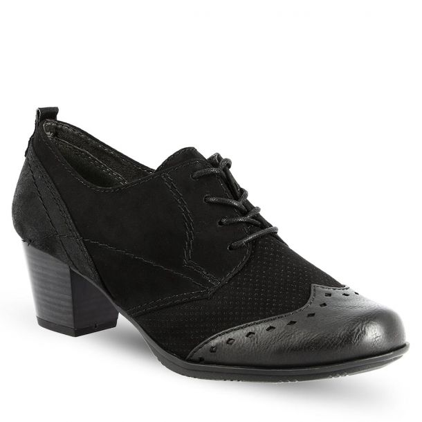 Women's Brogue Ankle Boots Soft Line 8-8-23360-21