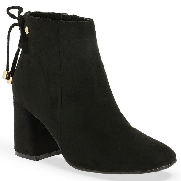 Women's Ankle Boots with Lace Xti 30940