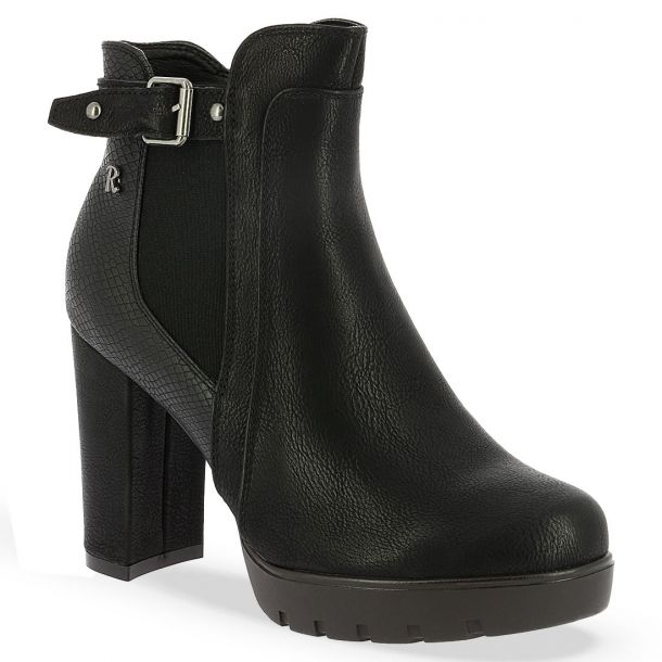 Women'S Heeled Ankle Boots  Refresh 64649