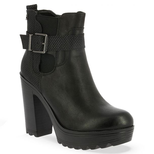 Women's Heeled Ankle Boots Refresh 64828