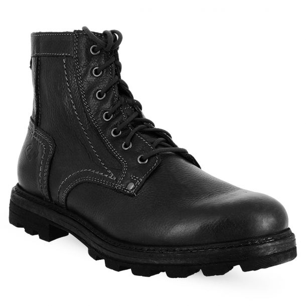Men's Leather Boots ΖΕΝ 7632