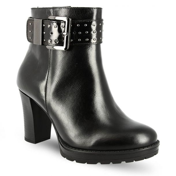 Women's Leather Boots Leonarch 4383-001
