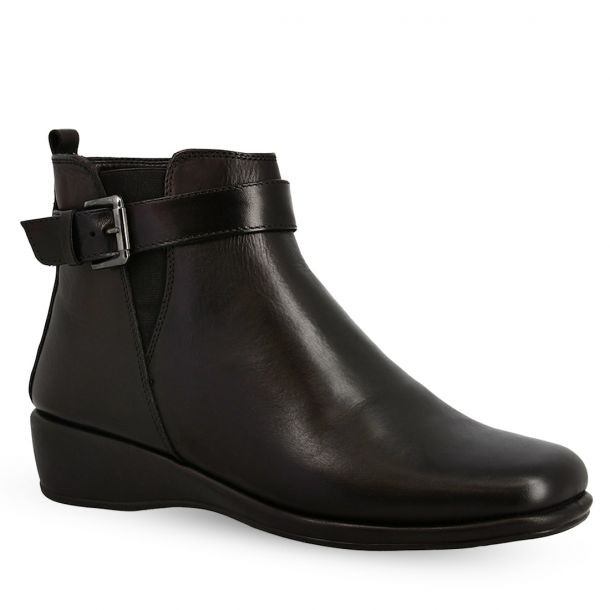 Women's Leather Ankle Boots Theflexx 1206_22 Calf