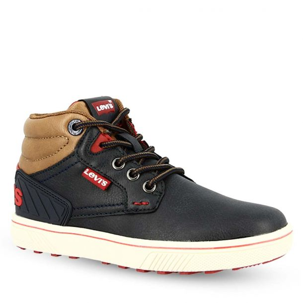 Boy's Ankle Boots New Portland Levis Vpor0020S 0040