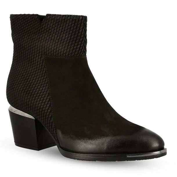 Women's Leather Ankle Boots Venus 1828107