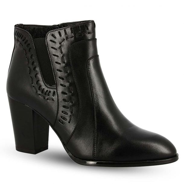 Women's Leather Ankle Boots Venus 1950001