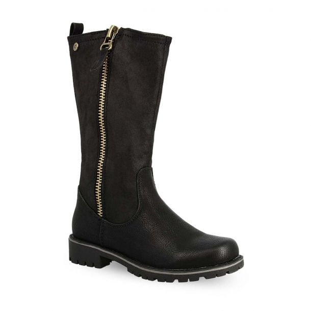 Girl's Boots Xti With Zip Detail 56922